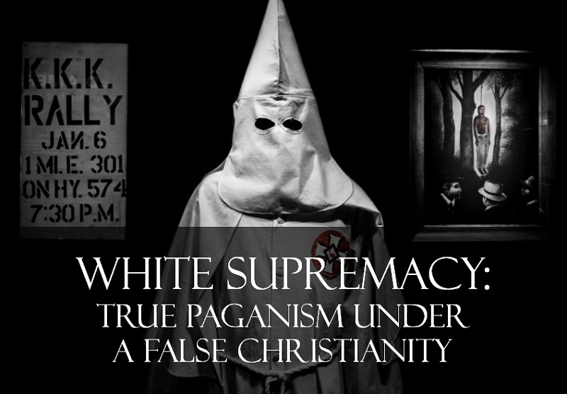 the truth about white supremacy american The truth about jim crow  experienced one of the ugliest and most shameful chapters in american  in an effort to justify white supremacy.